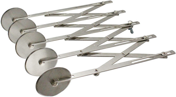 Stainless Steel Pastry Cutter / Dough Divider