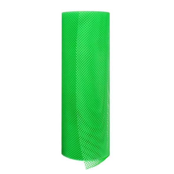 PLBL240G Green 2' x 40' Bar & Shelf Liner Rolls