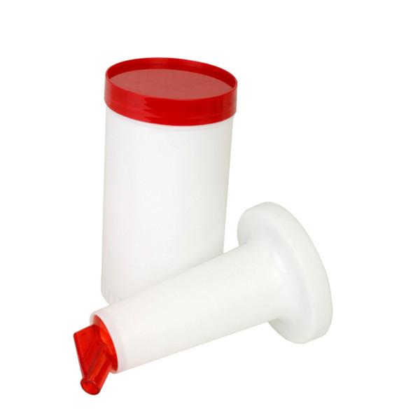 1 Qt Color Spout Pour Bottles