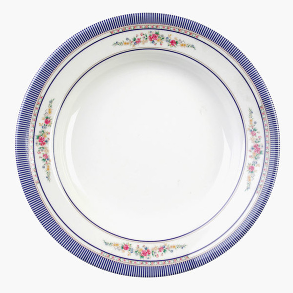 "5 oz Soup Plate (7"" Dia. x 1"" H) AR"