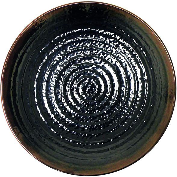 """TENMOKU 7.50"""" Melamine Appetizer Plate (1707TM)"""