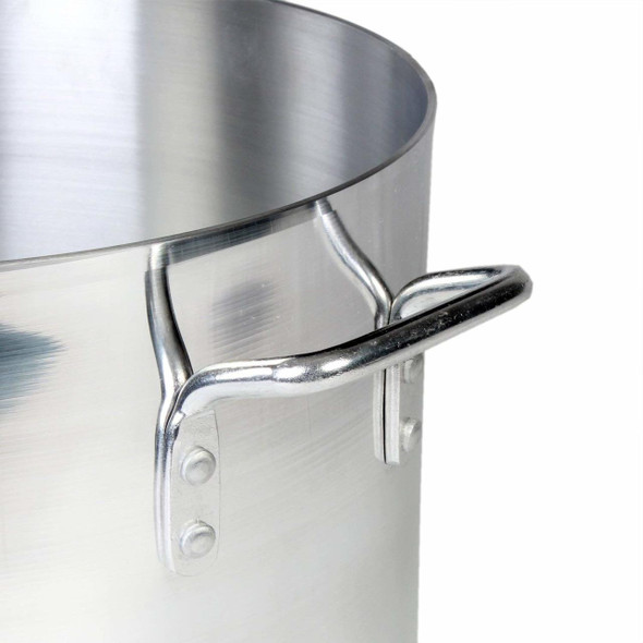Standard Aluminum Sauce Pots