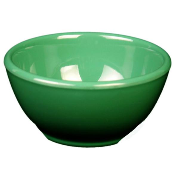 10 oz Melamine Green Bowl (CR5804GR)