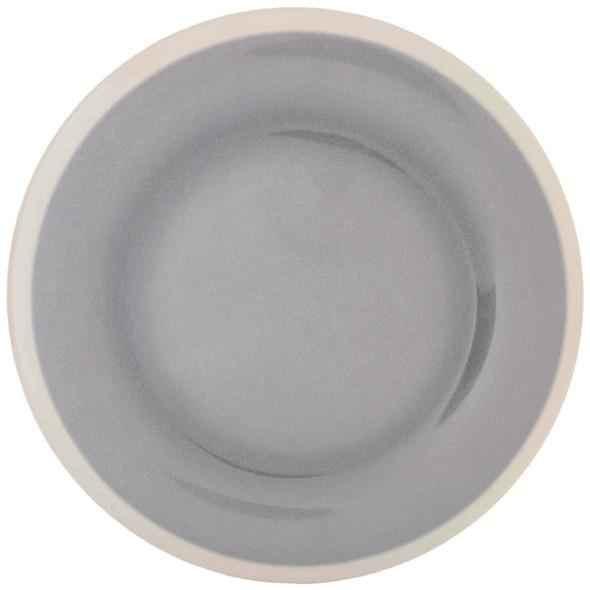 "7.88"" Melamine Wide Rim Graham/Jazz Plates"