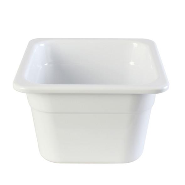 1/6 Size Melamine Gastronorm Pans