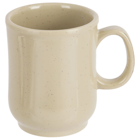 8 oz Melamine Bulbous Mug