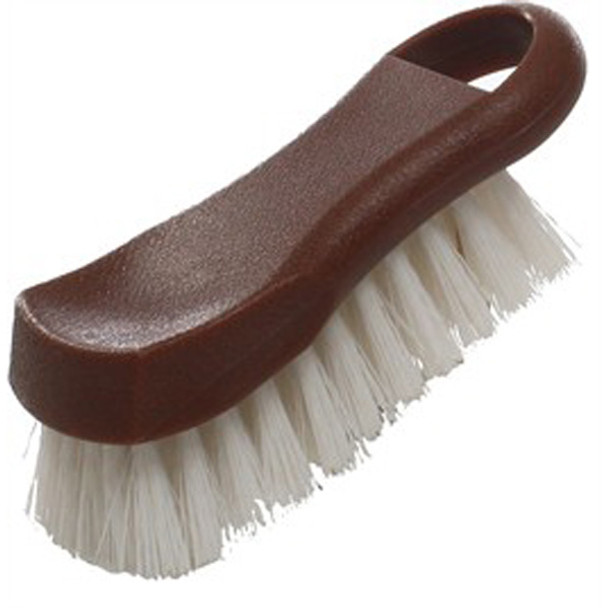Color Coded Cutting Board Brush - Brown