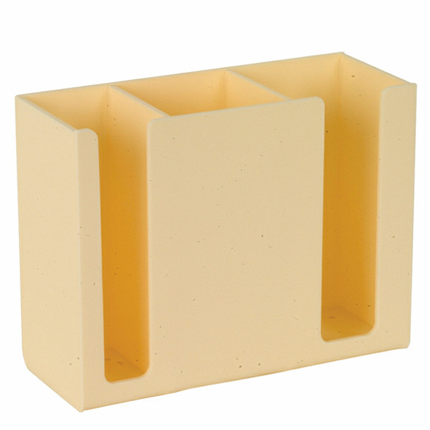 3-Compartment Chopstick Holder (IVORY)