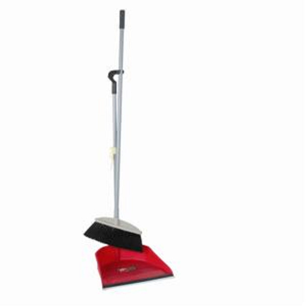 Upright Dustpan & Broom Set