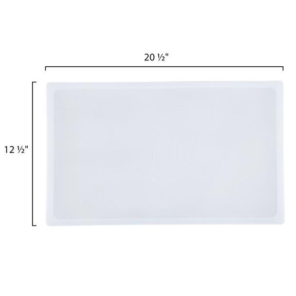 Full Size Hi-Heat Silicone Flexsil Food Pan Cover