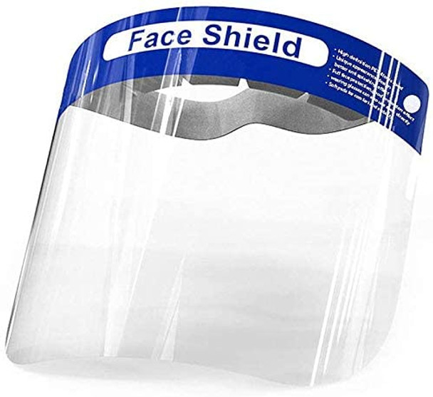 Face Shield, Protective Isolation Mask
