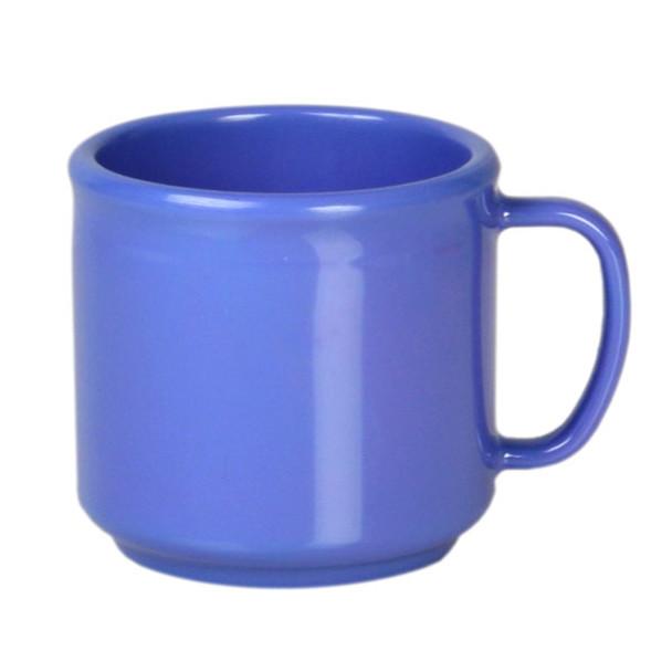 10 oz Melamine Purple Coffee Mug (CR9035BU)