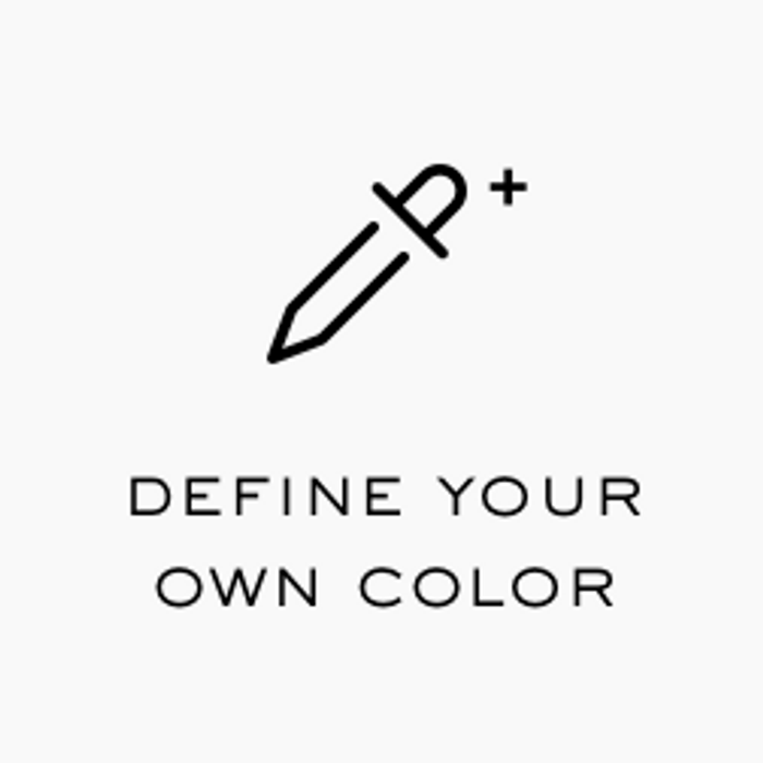 YOUR OWN COLOR