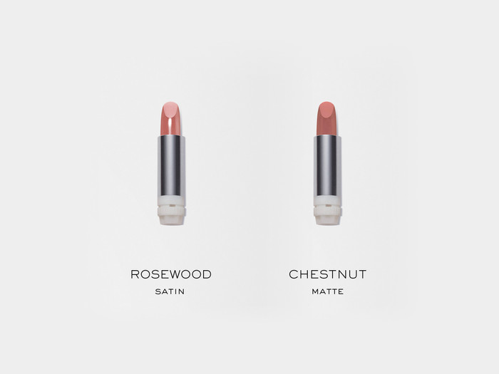 The Beige Nudes - Red Lipstick Set