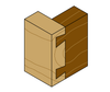 Variably Spaced Dovetail