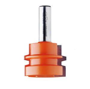 Reverse Glue Joint Router Bits