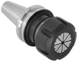 ISO30 Collet Chuck Tool Holders