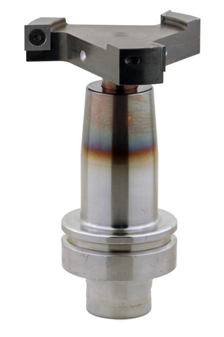 "4"" Surfacing Tool / HSK63F Heat Shrink Tool Holder"