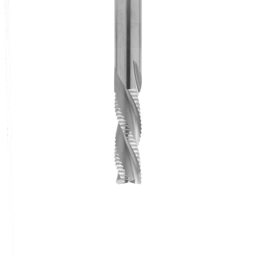 "Sierra Series 1/2"" x 1-1/8"" x 3 Flute Downshear Roughing"