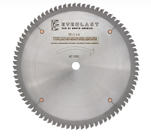 """10"""" ATB Blade with Raker Grind - 40% OFF"""