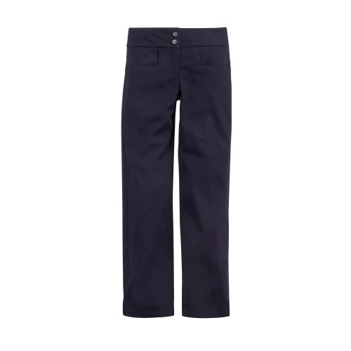 Midford Straight Leg Girls Maroon Winter School Uniform Trousers 7401
