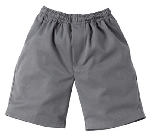 Midford Boys Elastic Waist Basic School Uniform Shorts 9910