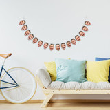 Personalised Face Garland