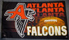 ATLANTA FALCONS 3x5' NYLON FLAG