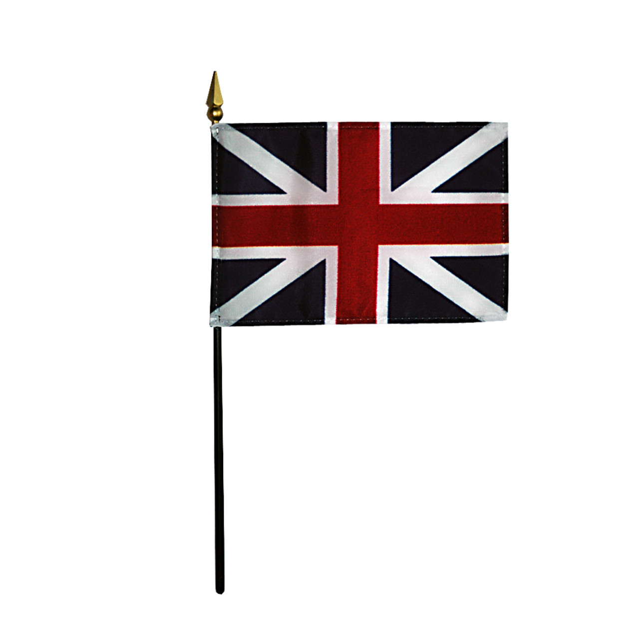 """KINGS COLORS 4X6"""" TABLE TOP FLAG"""