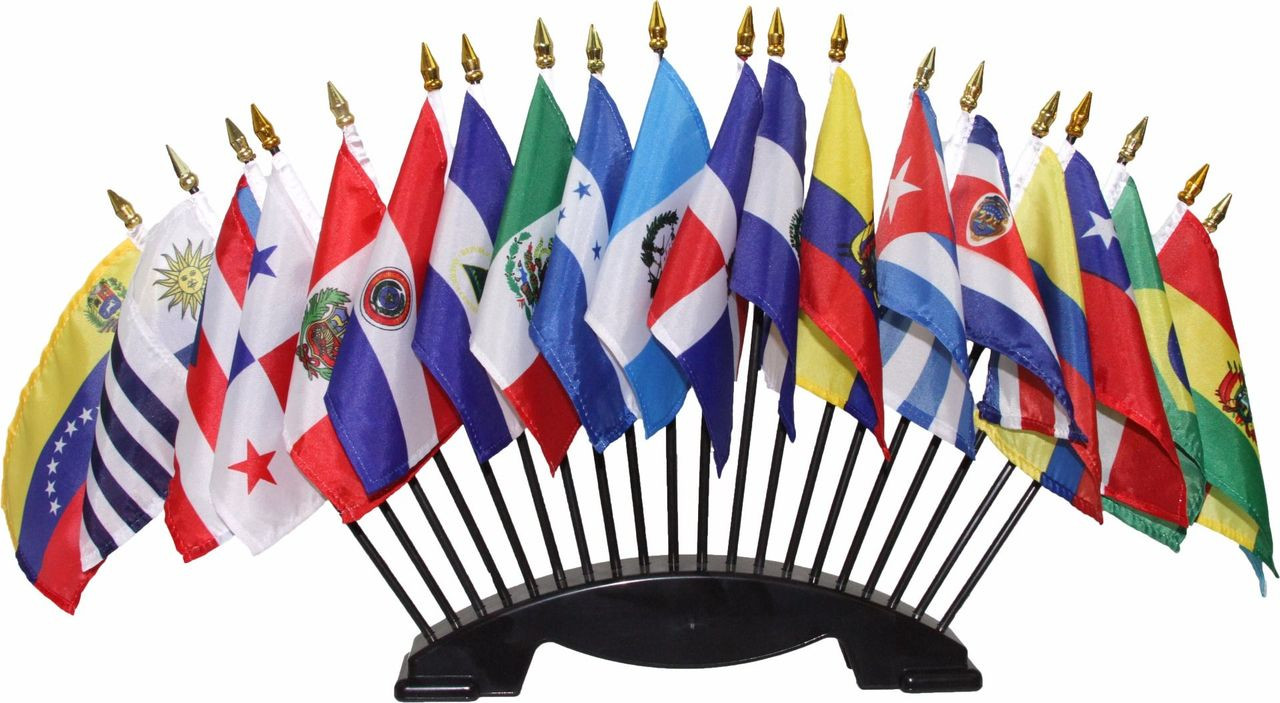 """TABLE BASE FOR 20 - 4X6"""" FLAGS"""