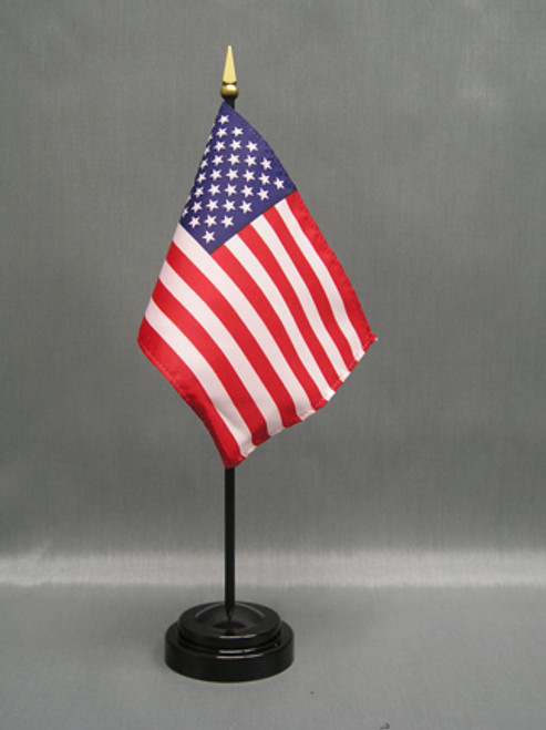 "USA  4X6"" TABLE TOP FLAG"