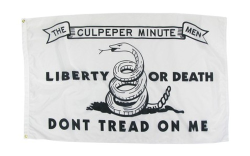 CULPEPPER 3X5' NYLON FLAG