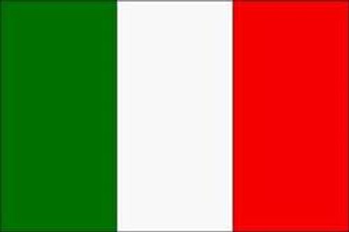 ITALY NYLON FLAGS 2X3' TO 5X8'