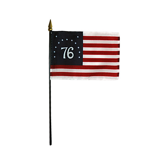 "BENNINGTON 4X6"" TABLE TOP FLAG"