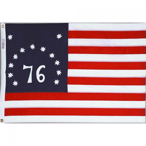 BENNINGTON 3X5' SEWN NYLON FLAG