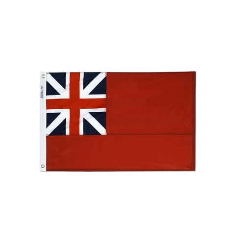 BRITISH RED ENSIGN 3X5' NYLON FLAG
