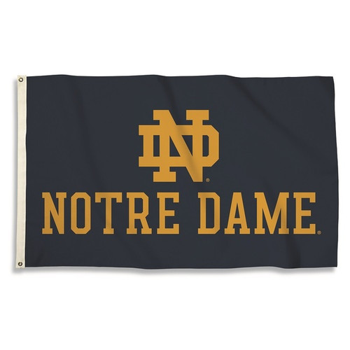NOTRE DAME ND 3X5' PRINTED FLAG