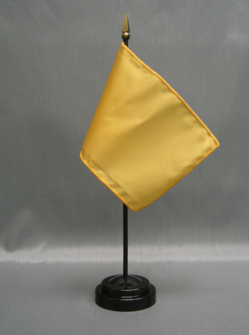 """SOLID COLOR 4X6"""" TABLE TOP FLAGS"""