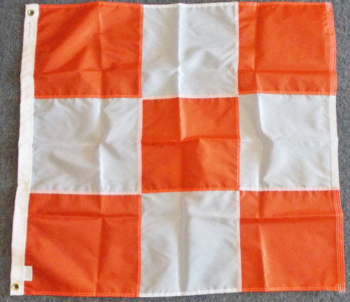 AIRFIELD SAFETY 3X3' FLAG