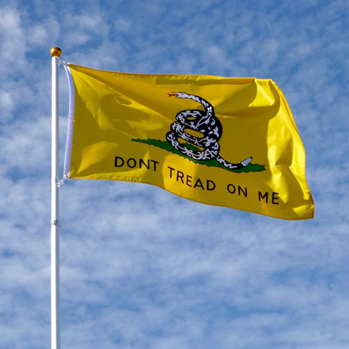 DON'T TREAD ON ME  GADSDEN  3X5' ITB