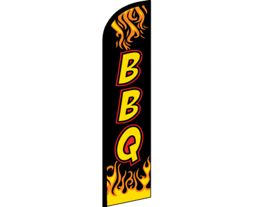 BBQ (BLACK) SWOOPER 11.5X2.5'