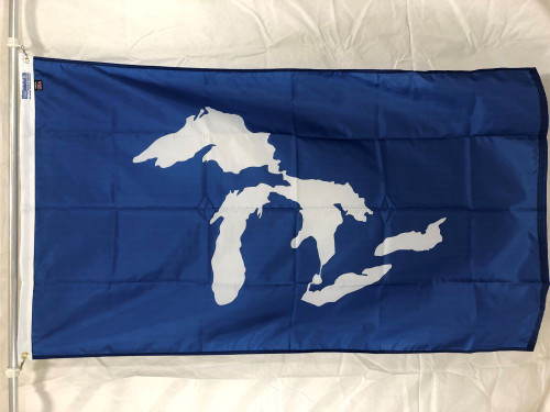 Great lakes 3x5' flag