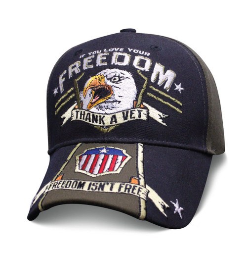 THANK A VET BALL CAP