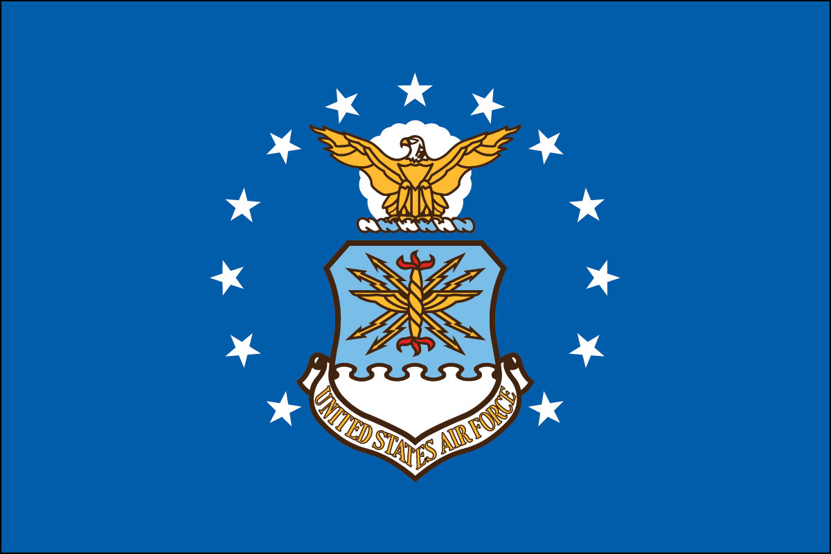 The Air Force Birthday and Flag
