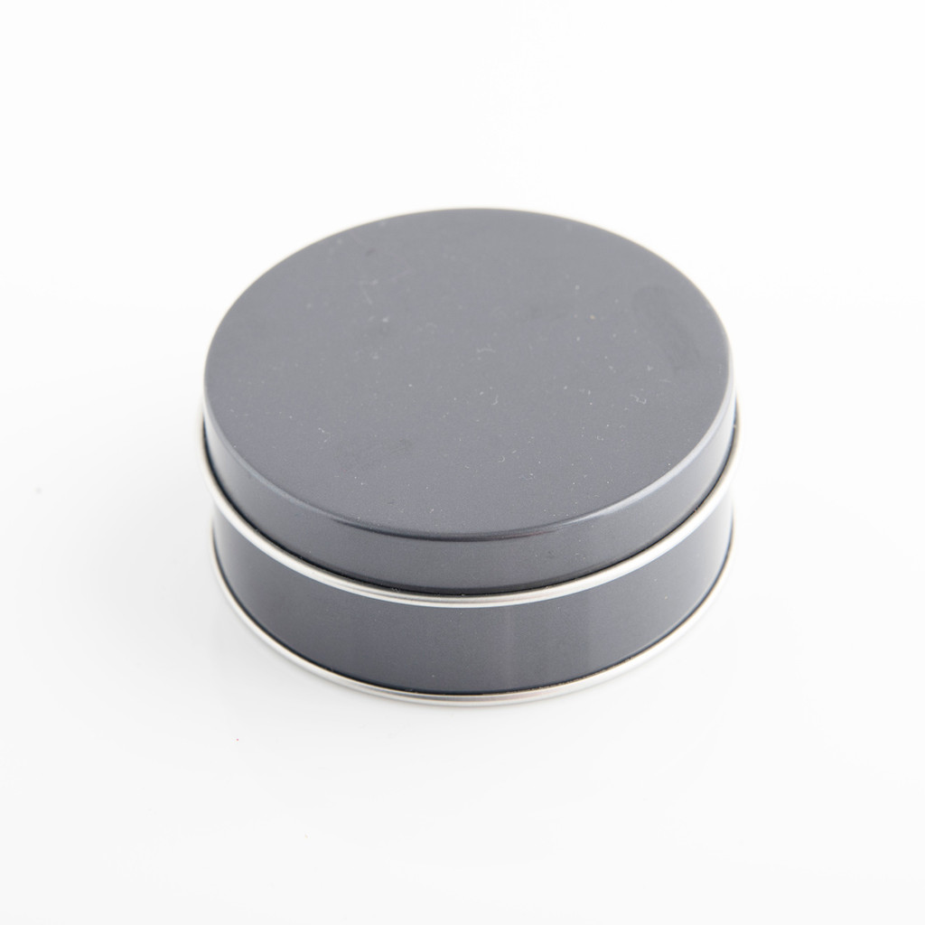 GUNMETAL 7 - ROUND - Sample Tin