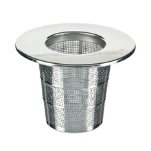 Collapsible Laser Mesh Tea Strainer