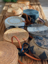 Handcrafted, Eco Friendly Purses