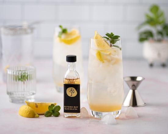 Sicilian lemon spritzer