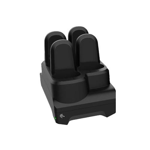 Zebra CS60 4-Slot Charging Cradle Kit - CR6080-SC400F4WW