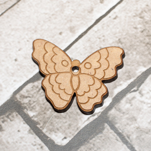 Butterfly Craft Keyring